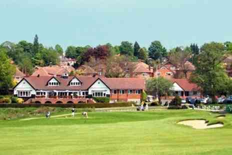 Handsworth Golf Club - 18 Holes of Golf For Two - Save 61%