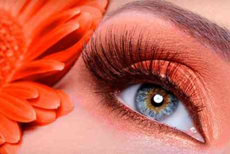 Zeba Hair and Beauty - Full Set of Lash Extensions - Save 50%