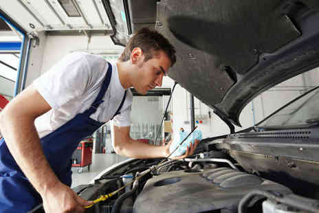 Benley Automotive - Full Car Service Including Oil and Filter Change - Save 72%