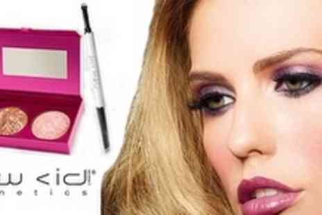 New CID Cosmetics - £22 Exclusive 3 piece Makeup Hero Collection - Save 62%