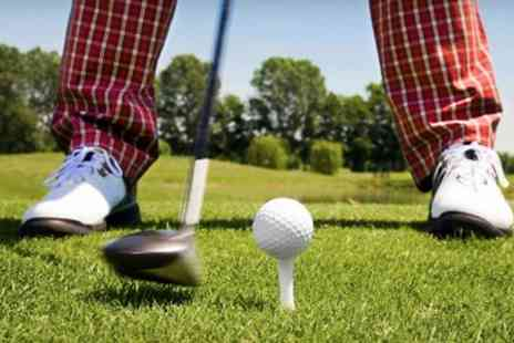 Glendale Golf - Two Glendale Golf Edwalton Rounds For Two - Save 73%