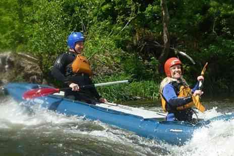 ProAdventure Activities - Half Day Inflatable White Water Kayaking - Save 51%