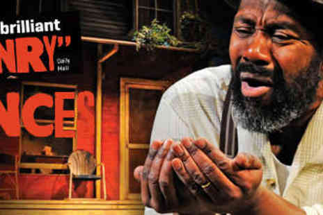 Duchess Theatre - Top Price Ticket to See Fences Starring Lenny Henry - Save 44%