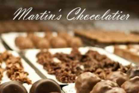 Martins Chocolatier - VIP Chocolate Tasting Experience For Two - Save 0%