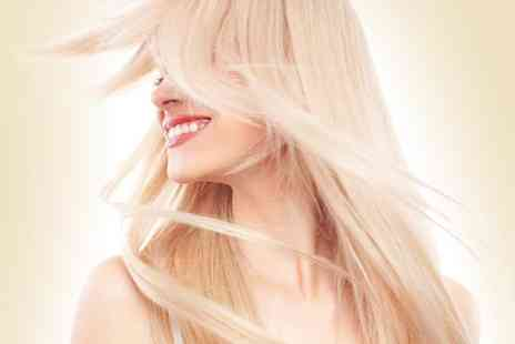 Exquisite Hair Salon - Full head of highlights with a cut and blast blow dry - Save 47%