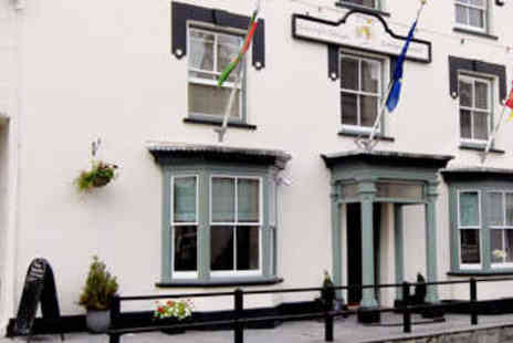 Gwestyr Emlyn Hotel - 300 Year Old Coaching Inn Nestled in Newcastle Emlyn - Save 60%