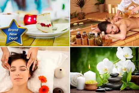 Serenity - Ultimate pamper package for two - Save 37%