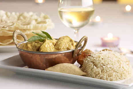 AlBani Spice - Two course Indian meal with sides for 2 - Save 39%