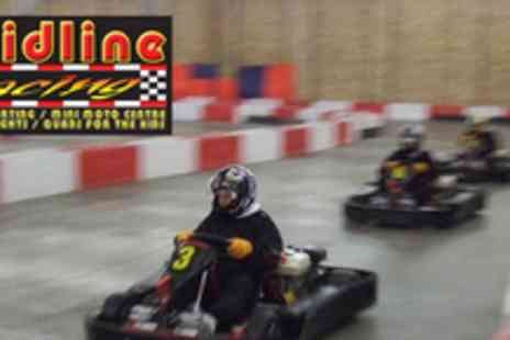 Gridline Racing - 30 minutes �Arrive and Drive' Karting - Save 50%