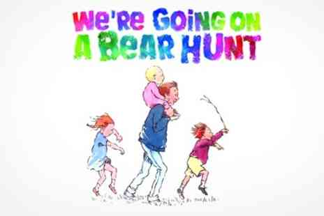 Curated by Groupon Events - Were Going on a Bear Hunt Ticket - Save 32%