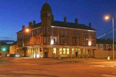 The Waterloo Hotel - In South Wales One Night Stay For Two With Breakfast and Dinner - Save 58%