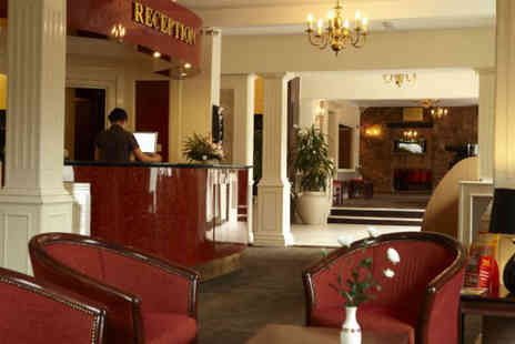 Smart Aston Court Hotel - Two night stay for 2 including breakfast & afternoon tea - Save 45%