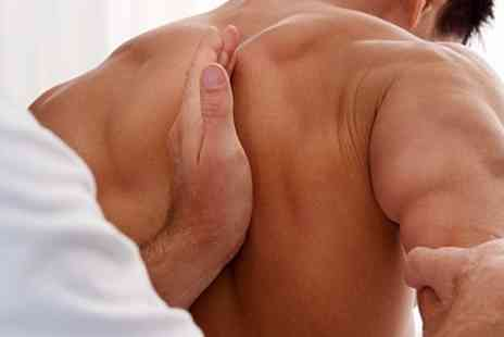 Arena Chiropractic - Chiropractic Treatment Four Sessions Including Consultation - Save 82%