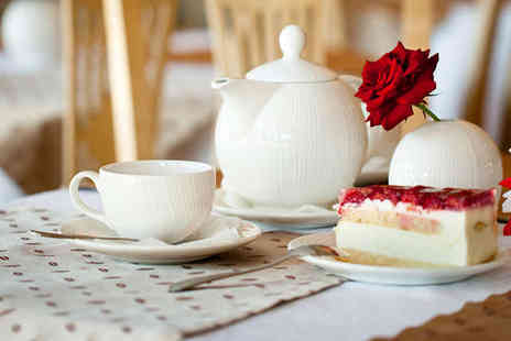 Nicola's Kitchen - Tea or Coffee with Cakes for Two - Save 52%