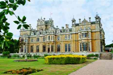 The Spa at Thoresby Hall - Spa Day & Lunch for Two - Save 69%