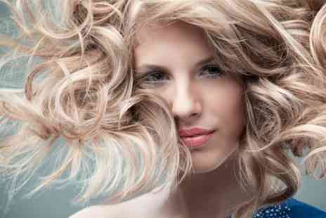 Nayu Hair and Beauty - Cut and Blow Dry Plus Half Head Highlights or Full Head Tint - Save 73%