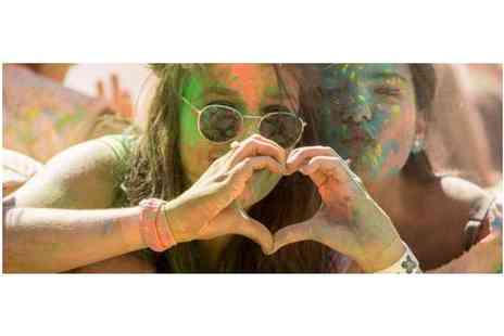 Holi One Festival - Tickets to the HOLI Festival of Colours - Save 35%