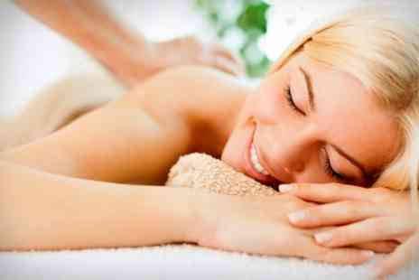 Enhance Hair & Beauty - Back, Neck, Shoulder and Hand Massage Plus 30 Minute Facial - Save 54%
