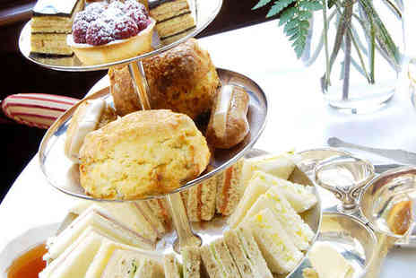 The Stuart Hotel - Afternoon Tea for Two - Save 63%