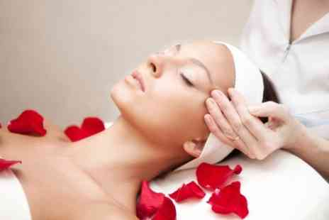 The Beauty Retreat - Indian Head Massage and Rose Quartz Facial For One - Save 64%