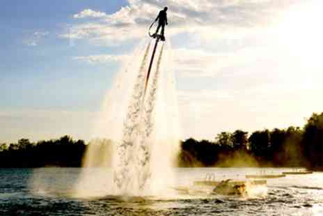 Flyboard Fun - Flyboard Experience For One - Save 23%