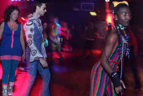 Roller Disco - Entry Ticket - Save 24%