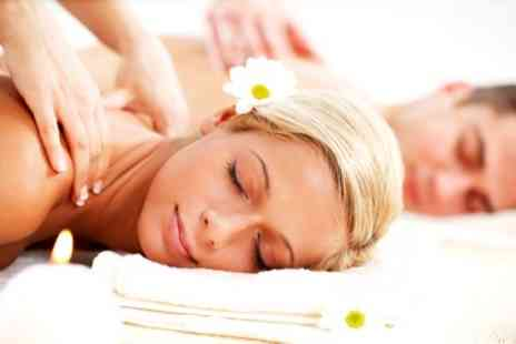 Serenity - Spa Day Plus Three Treatments For Two - Save 63%