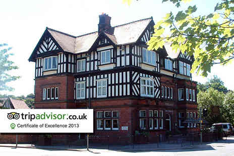 The Station Hotel - One Night stay for 2 including breakfast & dinner - Save 42%