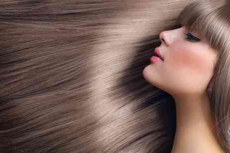 Gallery of Beauty - Brazilian Blow Dry Keratin Treatment with a wash and a cut - Save 83%