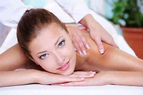 All In Good Hands - Express Facial Plus Back, Neck and Shoulder or Indian Head Massage - Save 65%