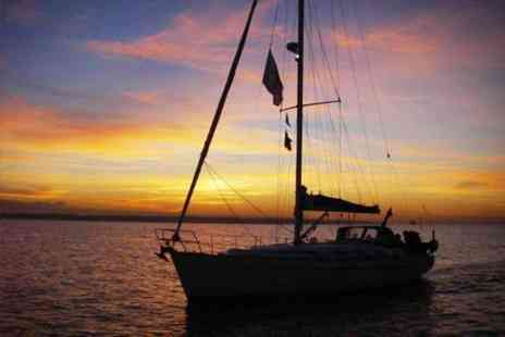 Escape Yachting - Champagne Solent Sail With Lunch or Dinner - Save 26%