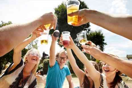 Brogdale Cider Festival - Summer Bank Holiday Cider Festival 2 Tickets - Save 44%