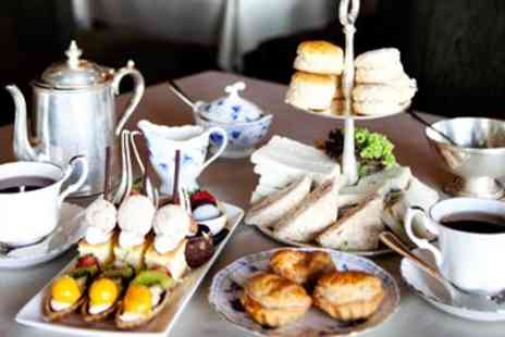 The Baileys Bar - Traditional Afternoon Tea for 2 in Durham - Save 40%