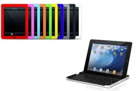Beesbay - IPad 2/3/4 Keyboard Case & Screen Shield - Save 43%