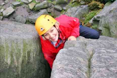 X Adventure Activities - Three Hours of Rock Climbing for One Person - Save 63%