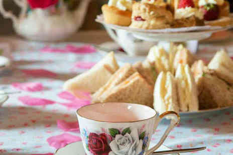 The Tea House - Afternoon Tea for Two - Save 53%