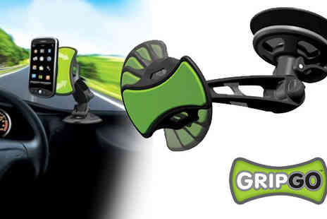 Betafresh BV - The GripGo Universal Car Grip start waving goodbye to those days of dropping & damaging expensive Smartphones in your car - Save 43%