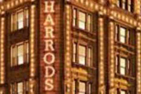 Harrods - Ticket for Harrods Christmas Bus Tour Experience - Save 51%