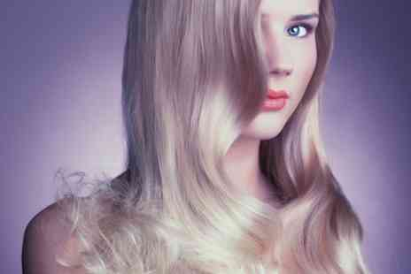 Valentines Hair - Highlights or Colour With Cut and Finish - Save 48%