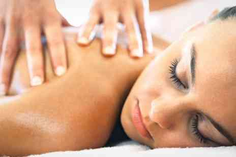 Exquisite Hair & Beauty Salon - Swedish or Therapeutic Massage Plus Express Facial - Save 57%