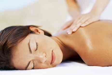 Innerspirit Hair and Beauty - Swedish Massage, Facial, Manicure and Pedicure - Save 70%