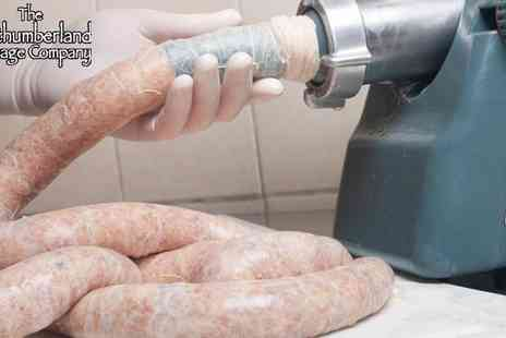 Northumberland Sausage Company - Sausage Making Workshop - Save 87%