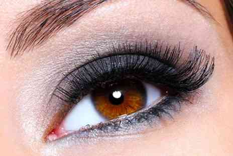 Beauty Basic - Full Set of Lashes or HD Brows - Save 57%