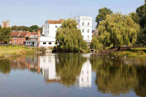 The Mill Hotel - Riverfront Treats in a Suffolk Market Town - Save 51%