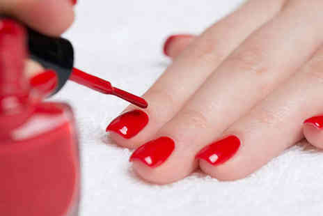 Maria's Hair & Beauty - Manicure or Facial - Save 51%