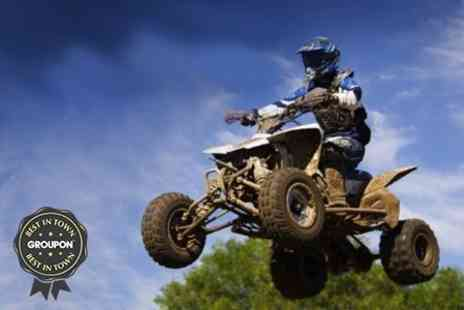 Suffolk Activities - Quad Bike Experience For One - Save 50%
