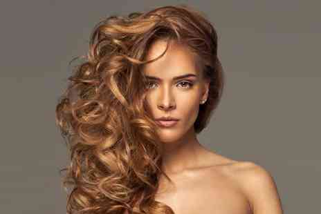 Kuchi Koo Hair Studio - Wash cut or restyle blow dry and luxury conditioning treatment - Save 76%