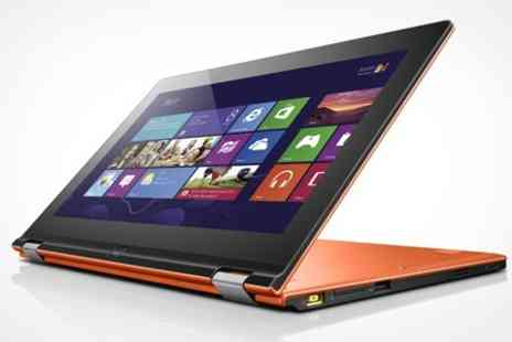 Laptop Outlet - Lenovo IdeaPad Yoga 11inch Touchscreen Convertible Laptop - Save 27%