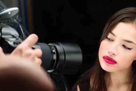 All Your Life - Pamper package for two inc makeover treatments lunch & professional photography - Save 84%