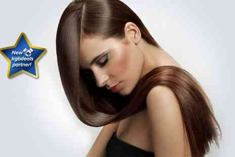 Divine Hair & Beauty Salon - Wash cut and Brazilian blow dry - Save 17%